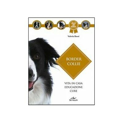 Libro Border Collie - Valeria Rossi