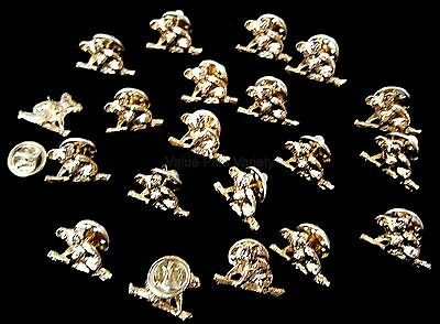 20 Australian Loose Lapel Hat Pin Koala on Branch Made In Australia