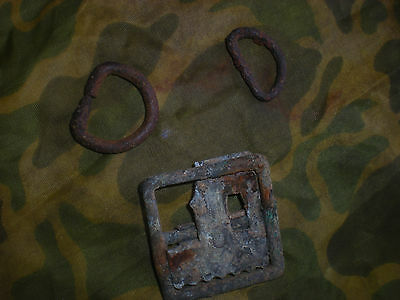 WW2 BATTLEFIELD Relic COLLECTION = 101st Abn Easy Company Battle of Bulge 506th