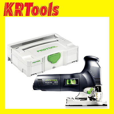 Seghetto alternativo 720 Watt TRION PS 300 EQ-Plus FESTOOL in SYSTAINER
