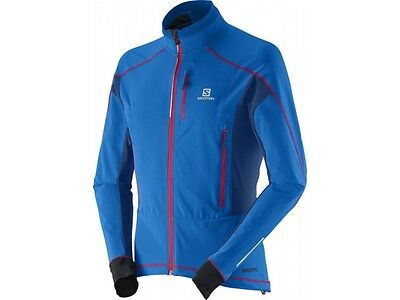 Salomon Men's S-Lab Motion Fit Windstopper Jacket - Medium - new with tags