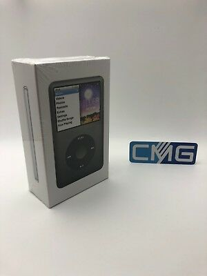 Apple iPod Classic 7.Generation 7G 160GB ( aktuelles Modell ) in OVP vom Händler