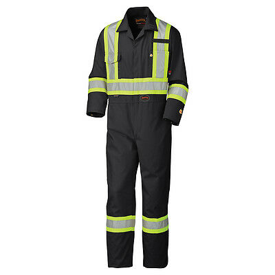 Pioneer FR CSA Striped Coveralls