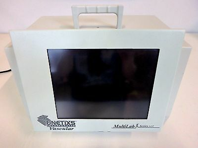 Unetixs Multilab 2-CP Peripheral Vascular Diagnostic System ML-2000 Patient