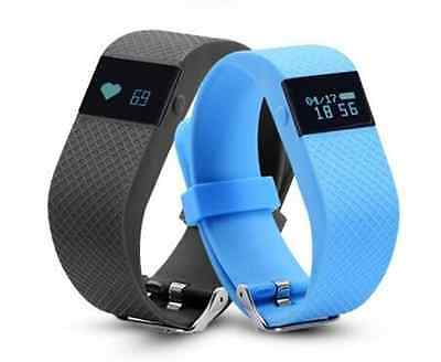 NEW Sports Activity Tracker Heart Rate Monitor Step Counter Sleep Monitor Watch