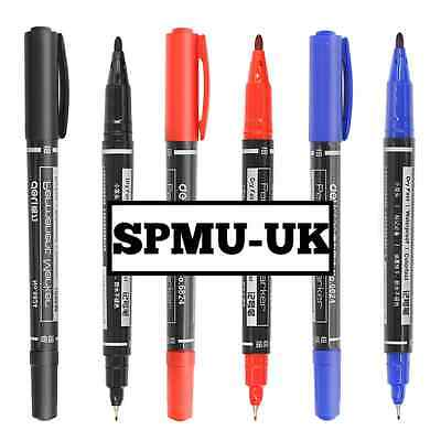 SPMU / Microblading Skin Marker Pen for Permanent Makeup - Double Ended
