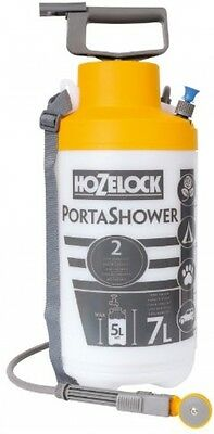 Hozelock 4-in-1 Porta Shower SIZE, COMPACT FREE POSTAGE