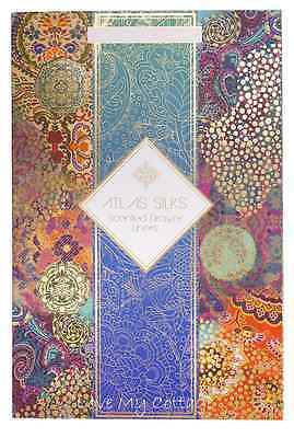 ATLAS SILKS Heathcote & Ivory Scented Drawer Liners Pack of 6 Christmas Gift