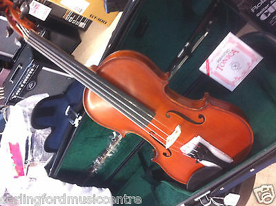 VIOLIN GLIGA EUROPEAN HANDCRAFTED 4/4 with Outfit PRO SET UP @ CarlingfordMUSIC