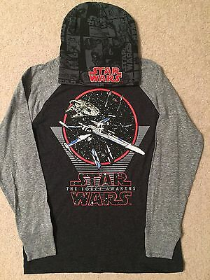 STAR WARS ROGUE ONE movie X-WING Tie-Fighter jet BOYS New t-Shirt HAT Cap SET