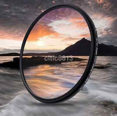 52/62/67/72/77mm HD Slim Multi-Coated UV Filter for SLR DSLR Camera Lens AU