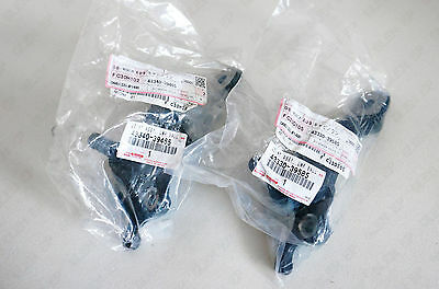 PAIR Genuine Toyota Lower Ball Joints, Left+Right sides, Prado 90
