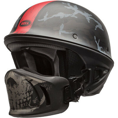 NEW Bell 2017 Rogue Ghost Recon Road Bike Camo Black Motorcycle Helmet