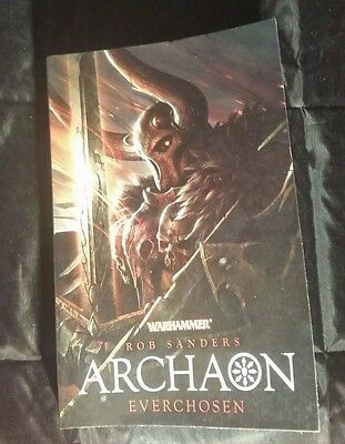 Warhammer Fantasy Novel : Archaon Everchosen [Softcover]