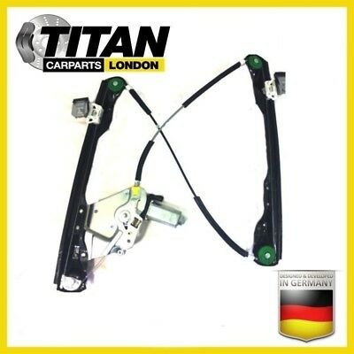Electric Window Regulator 4 Door Ford Focus MK1 98-05 Front Right With Motor New