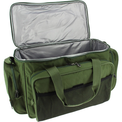 Carp Fishing Green Carryall Tackle Bag Holdall Camping NGT New