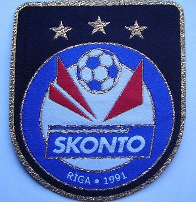 FC SKONTO RIGA  patch (with thermo-adhesive base)