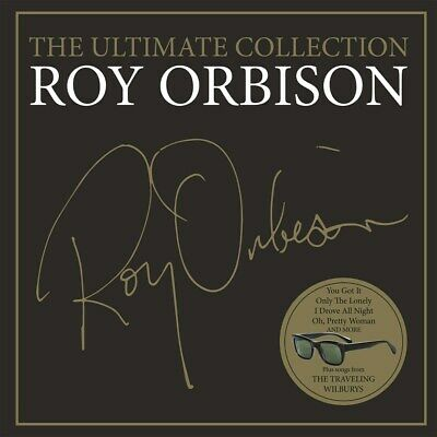 The Ultimate Collection - Roy Orbison (Album) [CD]