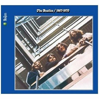 The Beatles Blue Album 1967-1970 Brand New Sealed 2 Cd Set Greatest Hits 2010