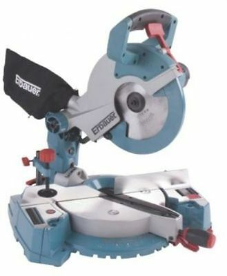 Erbauer Erb608Msw 254Mm Single-Bevel Compound Mitre Saw 230V New
