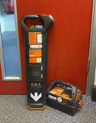 Radiodetection CAT MK2 & Genny Cable Locator - Calibrated - Excellent Condition