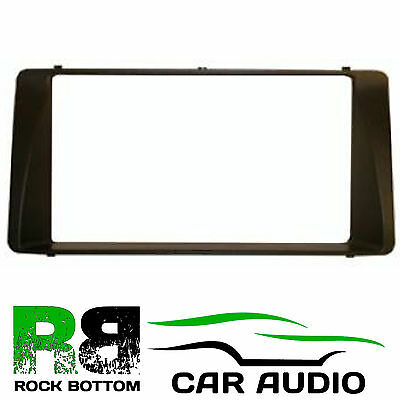 For Toyota Corolla Onwards Double Din Car Stereo Radio Fascia Panel AFC5718