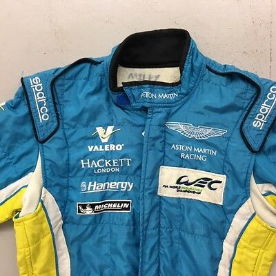 Aston Martin Racing Valero Fireproof 2015 Pitsuit Fia. Rs.245.13 Sparco Made