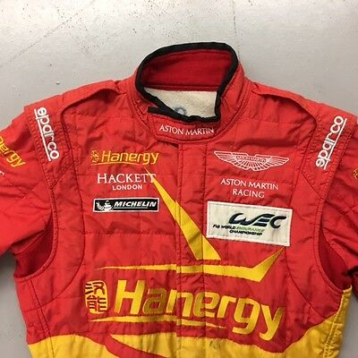 Aston Martin Racing Hanergy Fireproof 2015 Pitsuit Fia. Rs.245.13 Sparco Made