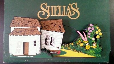 Shelia's Collectibles – 2000 MUNCHKINLAND, Wizard of OZ – OZ 006