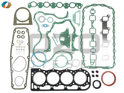 CFPN6008C+CFPN6A008C-oz  FULL GASKET SET Fits Ford 4 Cyl. Tractor 5000 6000 7000
