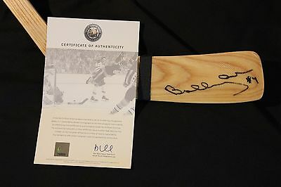 Bobby Orr Boston Bruins Autographed Victoriaville  Game Model Hockey Stick w/COA