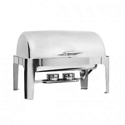 Stainless Steel Chafer - Food warmer 700 x 400 x 300 mm