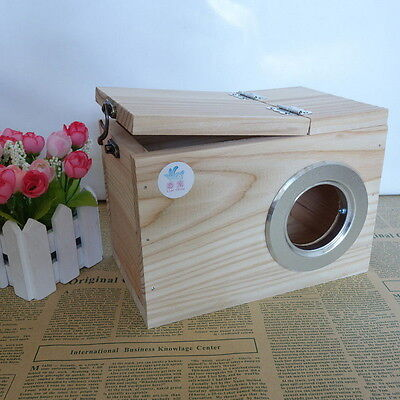 Cedar Squirrel Nesting Box/ Squirrel House/pet supplies B