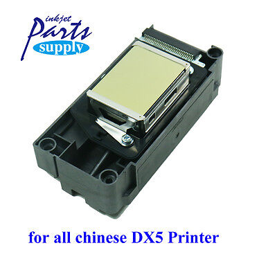 New DX5 Printhead for Epson Authorized Head Replacement of F186000/187000/160000