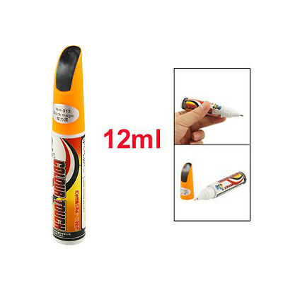 New Plastic Scratching Repair Touch Up Paint Pen Black Magic for Car Auto F6