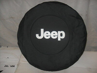 Crysler Jeep Wrangler JK Spare Wheel Cover
