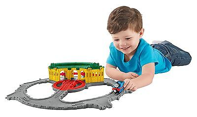New Thomas & Friends Take 'N' Play Portable Railway Tidmouth Sheds Playset