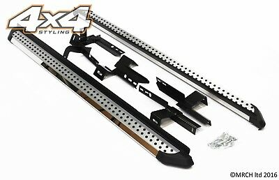 OUT OF STOCK Land Rover Discovery 3 + 4 Side Steps Running Boards Set - Type 3