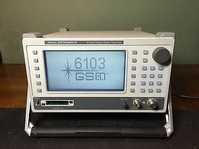 Racal Instruments 6103E GSM Digital Radio Test Set
