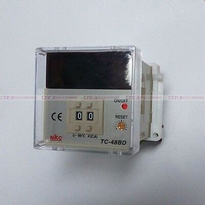 NKC TC-48BD Temperature Controller Thermostat for Galaxy Infiniti Taimes Phaeton