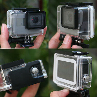 Protective Waterproof Case House Underwater 45m For Gopro hero 5 Camera Newest