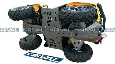 New RIVAL Skid plate kit for ATV BRP Can-Am Outlander 1000/800/650/500 2013-2016