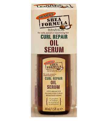 Palmer's Shea Formula Curl Repair Oil Serum 44 ml