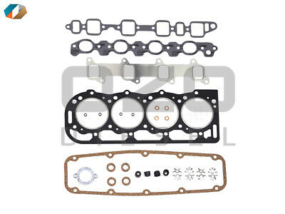 CFPN6008C  HEAD TOP GASKET SET Fits Ford 4 Cyl  5000 6000 7000 series 81813950