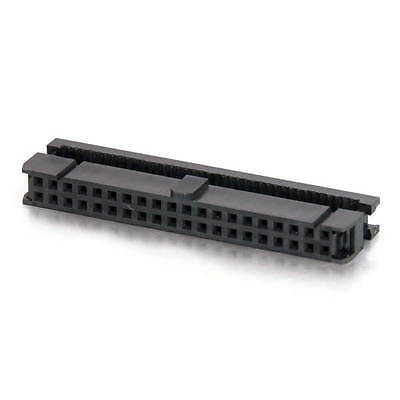 40-Pin Dual Row Idc Socket - Female