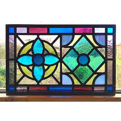 Hand Crafted Stained Glass Window Door Panels Made To Order Commissions