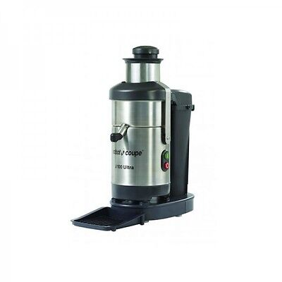 Robot Coupe Juicer J100 Ultra Automatic Centrifugal Juicing Commercial Equipment