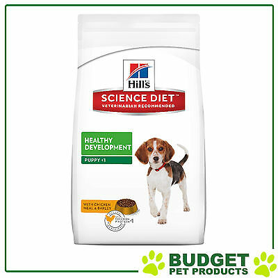 Hills Science Diet Dry Puppy Healthy Development For Dogs 12kg