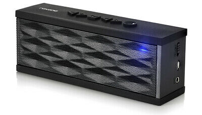 Rokono BASS+ (F200) Portable Bluetooth Speaker for iPhone / Samsung /  - Black