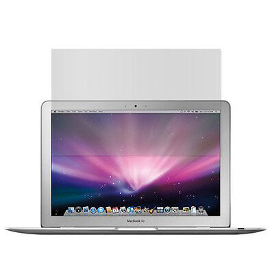 "Reusable LCD Screen Protector For Apple Macbook Air LapTop 13.3"" WideScreen F6"